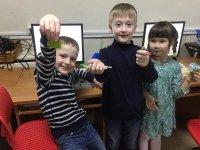 Робототехника Младшая Группа