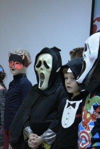 Осенний Маскарад (игра в Halloween) 2016