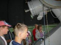Поход. Коуровская обсерватория.